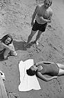 Picasso, Nusch et Cécile